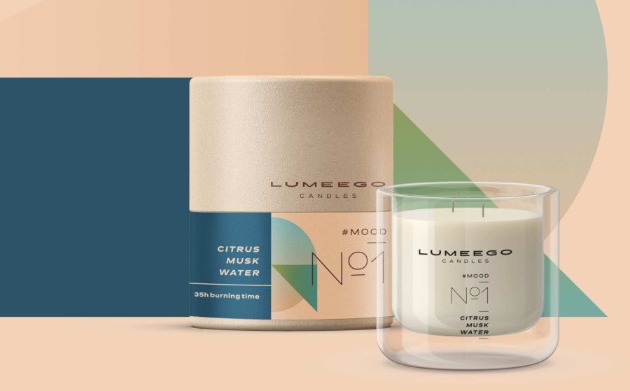 LUMEEGO CANDLES